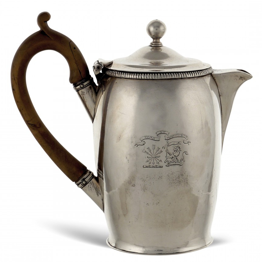 Silver Coffee Pot (1804)